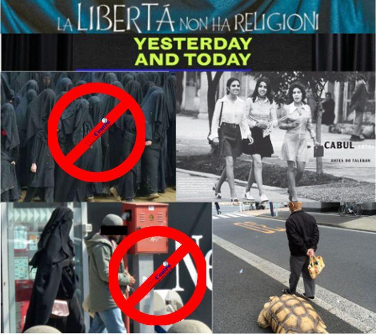 Ipocrisia e calabraghismo Occidentale