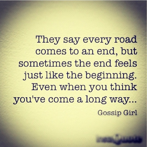 Gossip Girl New York I Love You Xoxo Quotes : ... Girl Quote, Get Over You Quotes, Gossip Girls Quotes Friendship, Xoxo