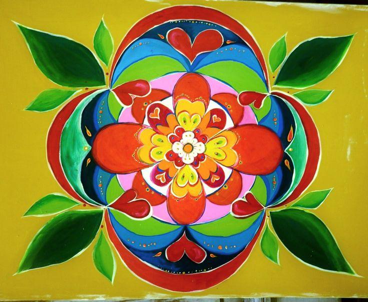 flor mandala