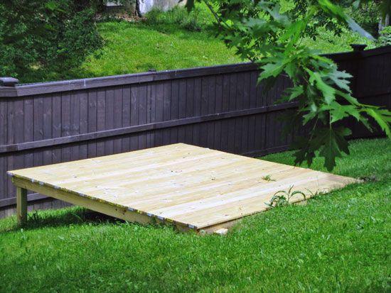 best 25 sloped backyard ideas on pinterest sloping backyard deck ideas sloped yard and. Black Bedroom Furniture Sets. Home Design Ideas
