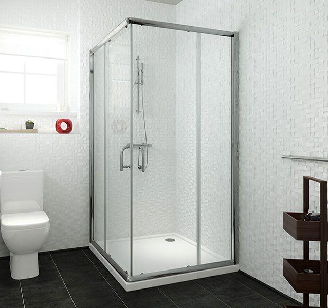 The 25  best Corner shower enclosures ideas on Pinterest   Corner shower  doors  Corner showers and Corner shower seatThe 25  best Corner shower enclosures ideas on Pinterest   Corner  . Large Corner Shower Enclosures. Home Design Ideas