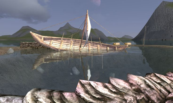 fun with boat