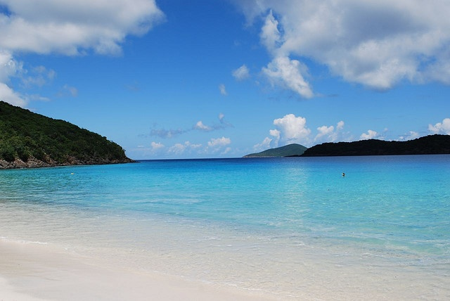 St. Thomas, Virgin Islands, Coki Beach