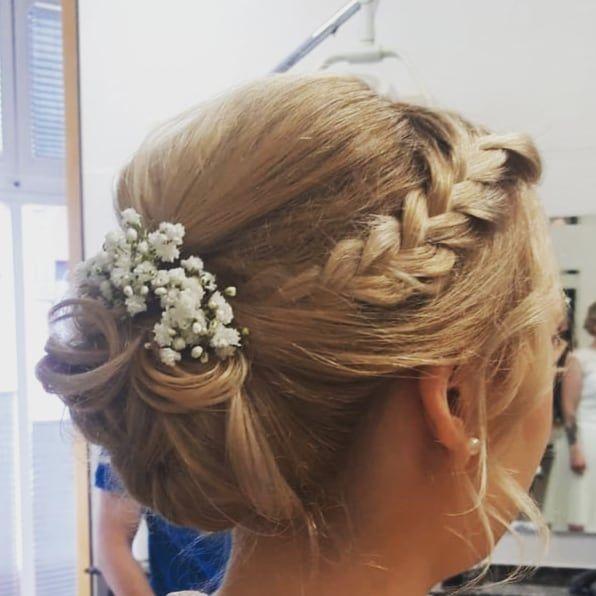 Arbeit Von Dajana Team Untermarkt Weddinghair Hochzeitsfrisur Wedding Hairstyles Fashion Vons