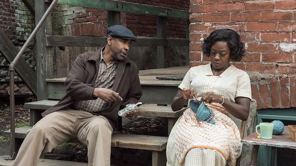 Rent & Watch 'Fences' on Redbox - Release Date - www.MovieSpoon.com