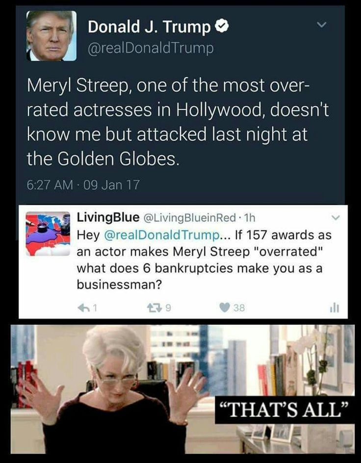 If anyone is overrated in this exchange...the award goes to Trumpet!