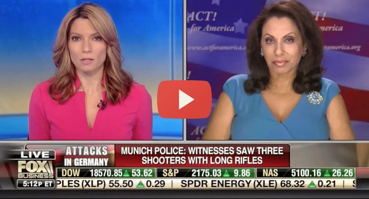 Brigitte Gabriel always has the most direct and clear answers...