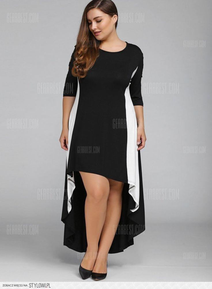 Suknie dla puszystych kobiet t-shirt kostiumy