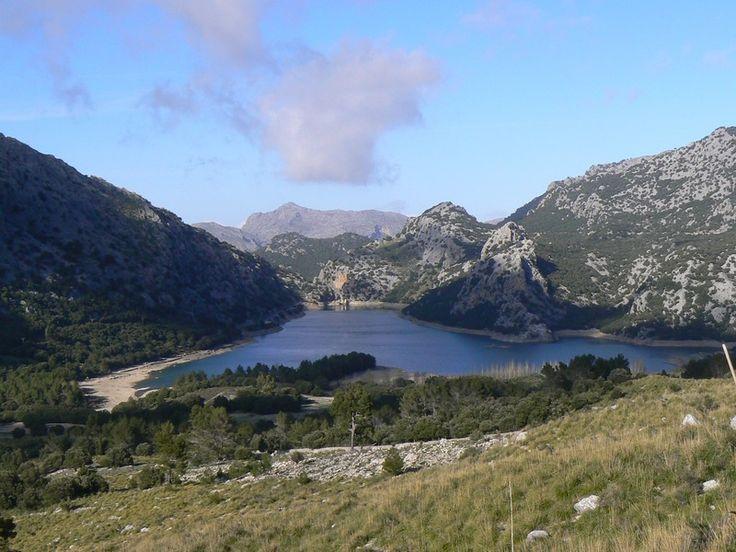 Gorg Blau, Tramuntana Mountains