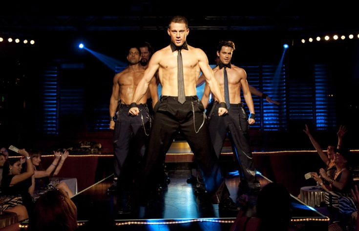 Meet the Men of Magic Mike!: Channing Tatum