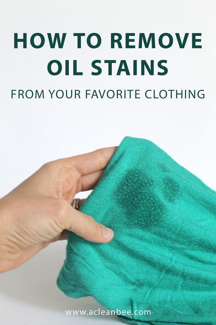 970be32616ed0b60f9bc1f113ba3f936 - How To Get A Dried Oil Stain Out Of Clothes