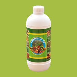 Humic Acid - Formula 15+ It is organic water soluble humic acid. Formula 15+ is derived from natural resources which aid plant growth. For more details http://www.plagrotech.com/bio-stimulants.php