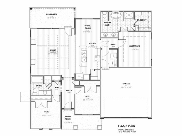 sophisticated Manuel Builders House Plans Contemporary - Best ...