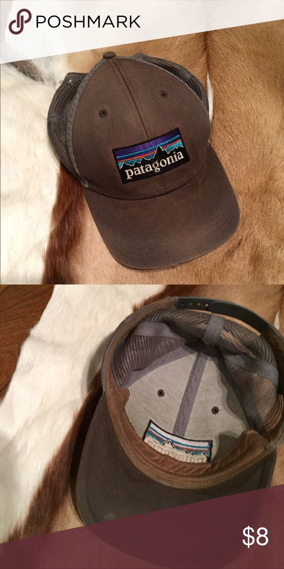 Patagonia Hat Very used Patagonia hat. Definitely has the worn and used Patagonia look. Due to conditions, I'm selling cheap. Patagonia Accessories Hats