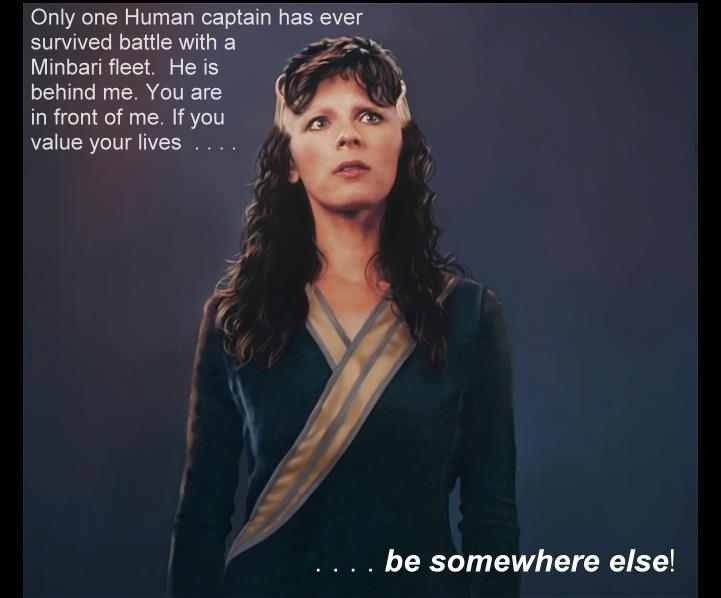 Babylon 5: Badass, Babylon 5 Quotes, Scifi, Delenn Quotes, Babylon5 ...