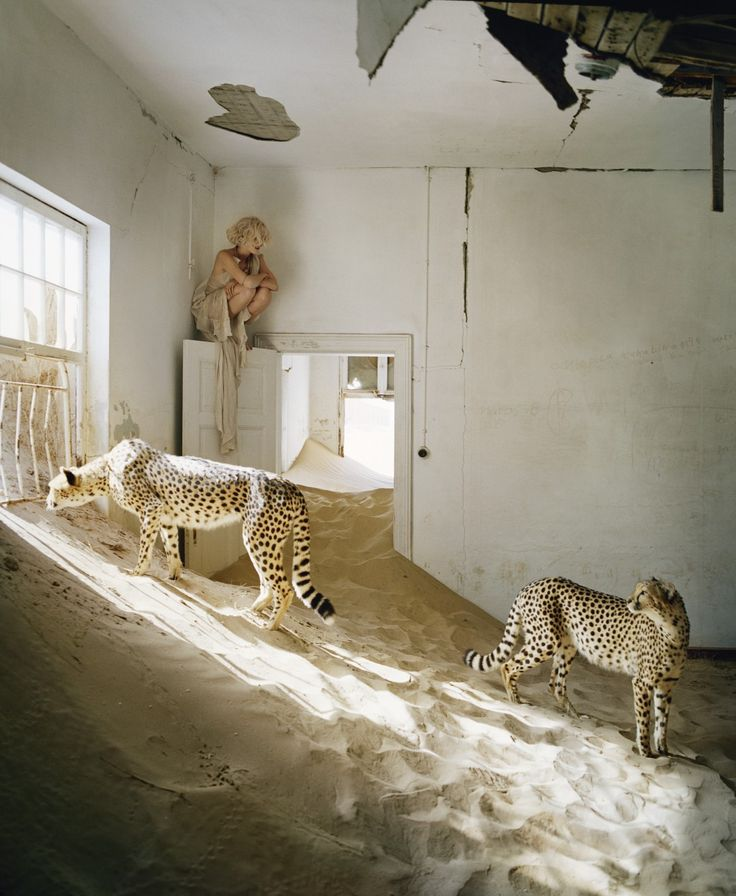 Agyness Deyn - Tim Walker - May 2011 One of the coolest shoys ive ever seen..like out of a dream