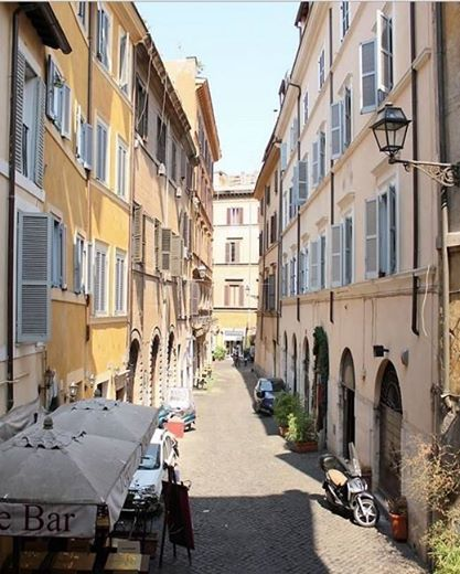 Via del Teatro Pace is a little street at one minute walk from Piazza Navona. If you really want to get a feel of Renaissance and baroque Rome, we have several holiday apartments for rent in that area http://www.rome4all.com/en/holiday-apartments-rome/apartments-rome
