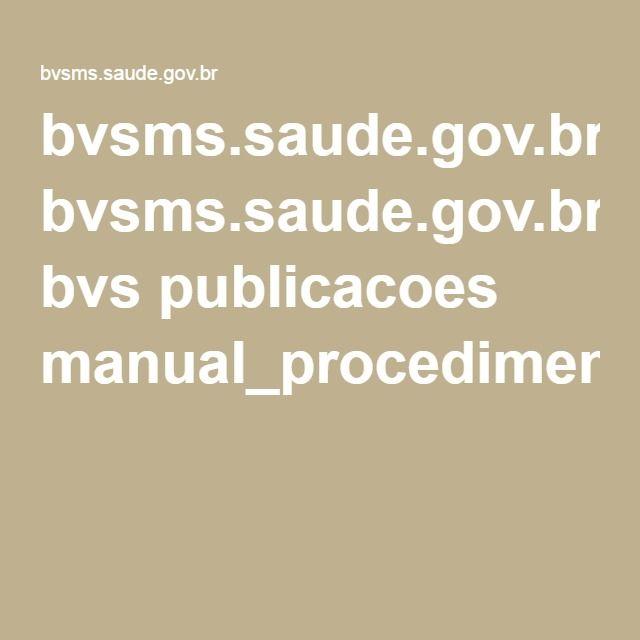 bvsms.saude.gov.br bvs publicacoes manual_procedimentos_vacinacao.pdf
