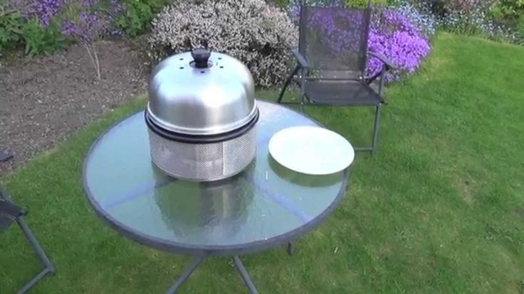 Review - Using a Cobb BBQ with charcoal