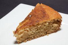 torta cannella vegan