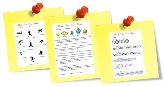 Werkbladen bovenbouw Kinderboekenweek 2013