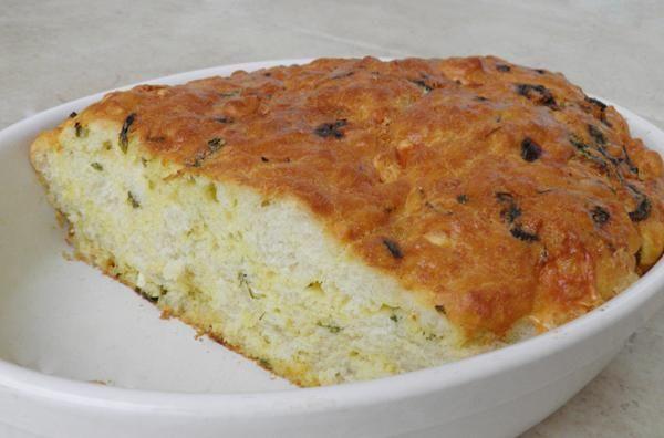 Αρωματικό τυρόψωμο. Ένα ψωμί που αναβλύζει αρώματα...μετατρέπεται και σε νηστίσιμο!