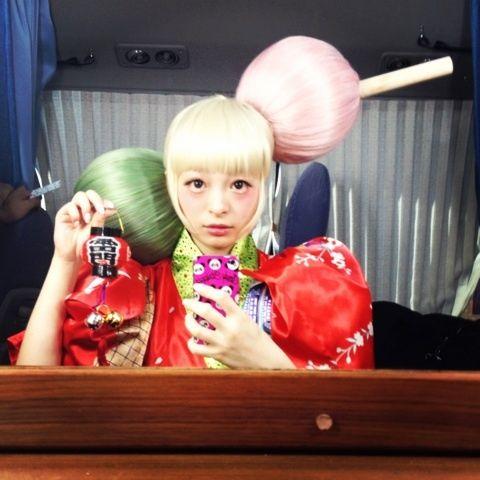 Dango wig