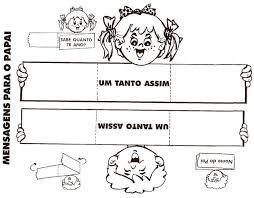 Resultado de imagem para desenho da criança papai eu te amo um tantao assim