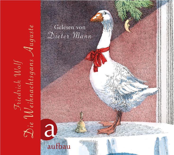 """Die Gans Auguste soll nach dem Willen von Vater Löwenhaupt als Festtagsbraten auf den Teller. Doch längst ist Gustje ein Freund der Familie geworden, insbesondere des kleinen Peterle ... Die Geschichte ist seit Generationen beliebt bei Groß und Klein.   Mehr zu """"Die Weihnachtsgans Auguste"""" unter http://www.aufbau-verlag.de/die-weihnachtsgans-auguste-3341.html   #bücher #weihnachten"""
