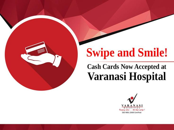 Dont let lack of cash in hand hold you from undergoing effectual medicinal #treatment. Consult doctors & undergo treatments at Varanasi Hospital as we're accepting Debit and Credit cards. #VaranasiHospital #CashlessTreatment