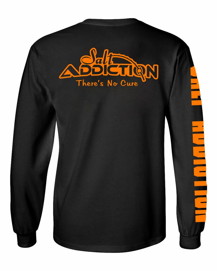 91 best images about salt addiction on pinterest for Fishing logo t shirts