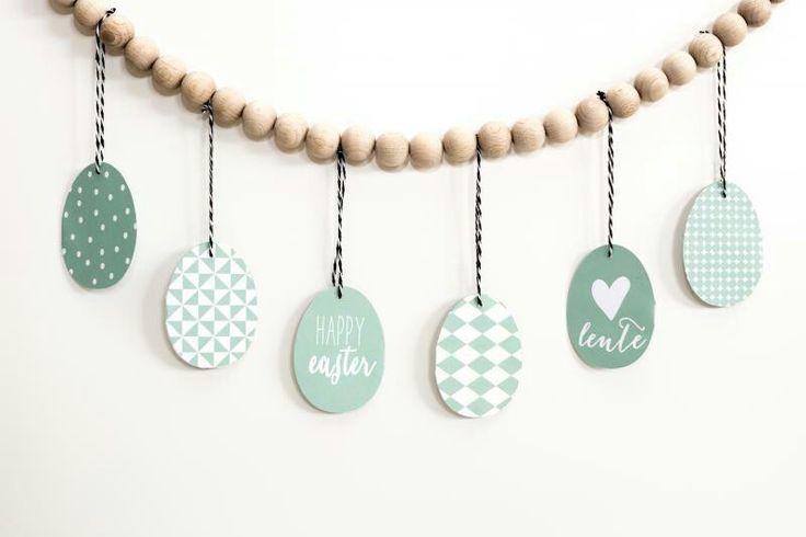 Houten kralen - wooden beads
