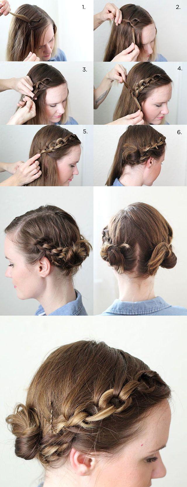 Fabulous Hairstyle Tutorials For Diva Like You - Fashion Diva Design