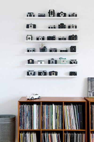 Camera display