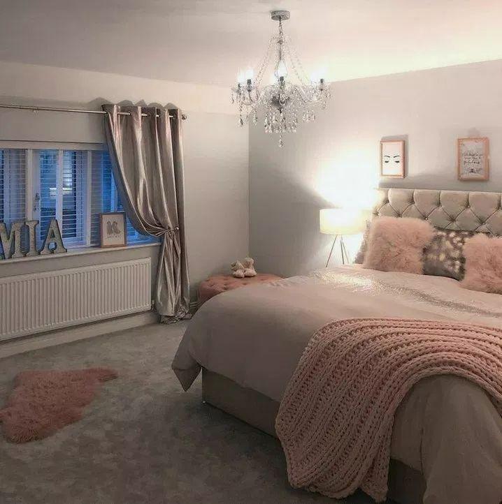 40+ Teen Girl Bedroom Decor Ideas #bedroomideas #bedroomdesign #bedroomdecor ⋆…