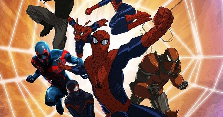 WATCH: Ultimate Spider-Man Cast Crew Thank Fans, Reflect on Series Finale  In celebration of the Ultimate Spider-Man series finale, the cast and crew looked back at what made the show unique.  http://www.cbr.com/ultimate-spider-man-cast-crew-thank-fans-reflect-on-series-finale/   #superheroencyclopedia, superheroencyclopedia.com
