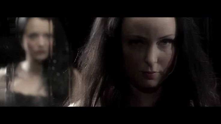 """Memories Fall"" from Dark Sarah´s ""Behind the Black Veil"" album featuring Manuela Kraller #darksarah #behindtheblackveil #thepuzzle #manuelakraller #heidiparviainen"