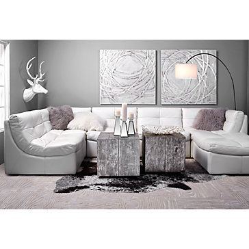 Cloud Modular Sectional White In 2018 Living Room Bedroom An Kitchen Decor Pinterest Home And