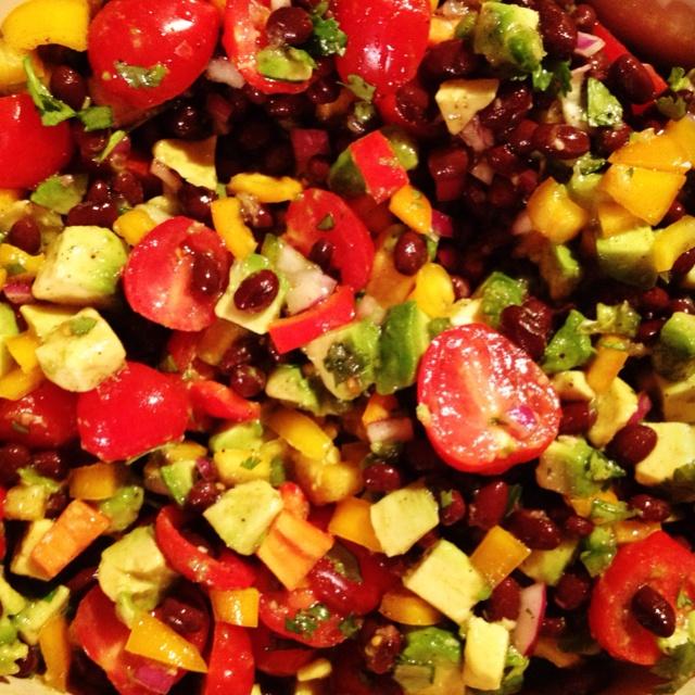 barefoot contessa avocado salad httpmfoodnetworkcomrecipes - Food Network Com Barefoot Contessa Recipes