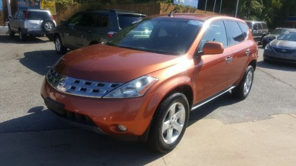 JN8AZ08W55W430487 | 2005 Nissan Murano S for sale in Baltimore, MD Image 1