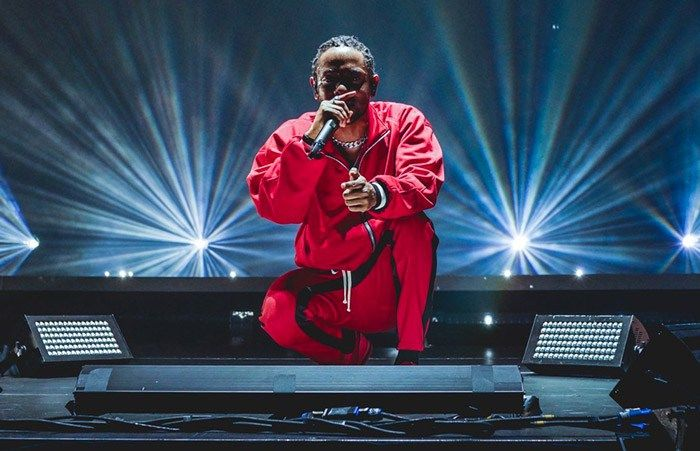Kendrick Lamar Announces European 'DAMN' Tour Dates
