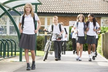 The school uniform debate...pros and cons.