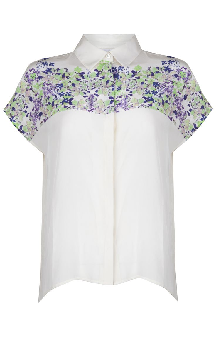 Falling Flowers Blouse | Kelly Love | Wolf & Badger