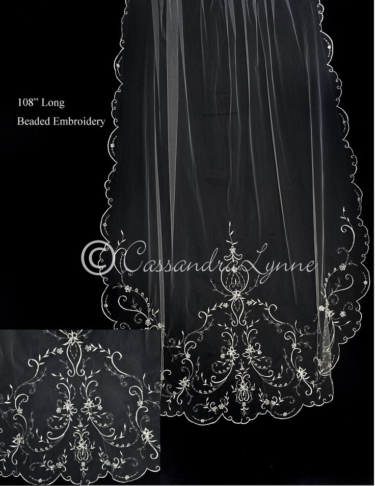 1000 Ideas About Cathedral Wedding Veils On Pinterest