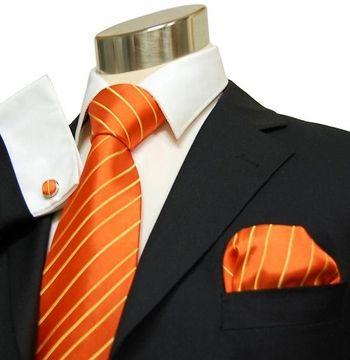 Best 25 Orange Tie Ideas On Pinterest 3 Piece Suit Wedding Suits And Grey Tweed