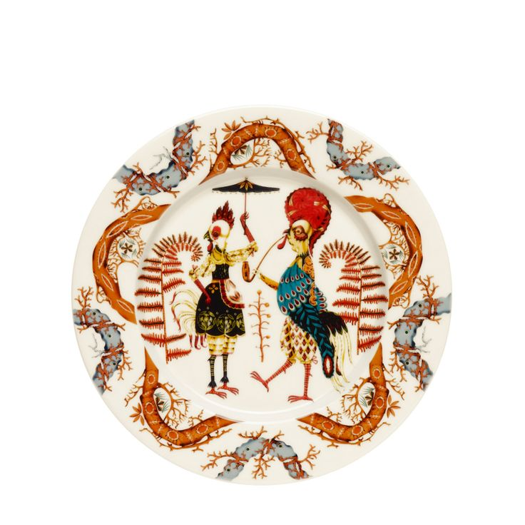 #Tanssi #plate 22 cm.