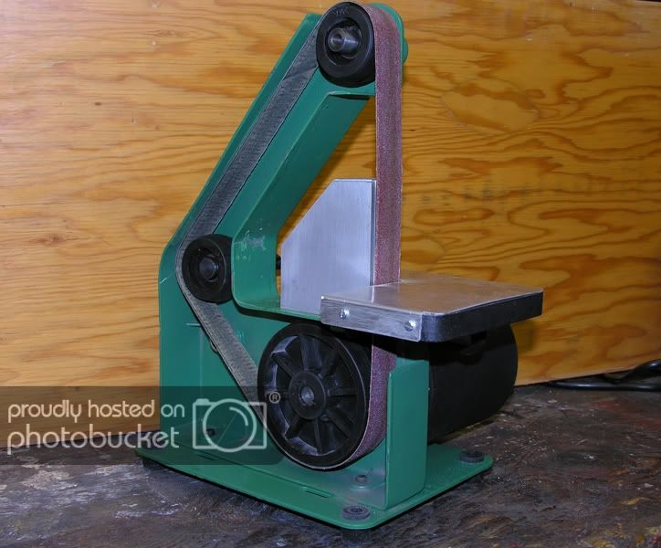 Hf 1x30 Belt Sander With Images Belt Sander Sanders Auto Body
