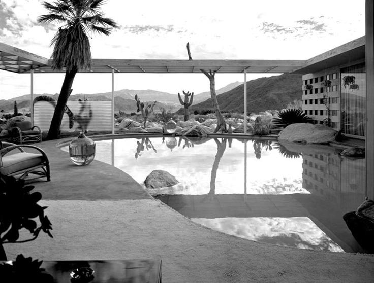 rockiesAlbert Frey, Juliusshulman, Palm Springs, Raymond Loewy, Mid Century, Palms Spring, Julius Shulman, Architecture, Loewy House