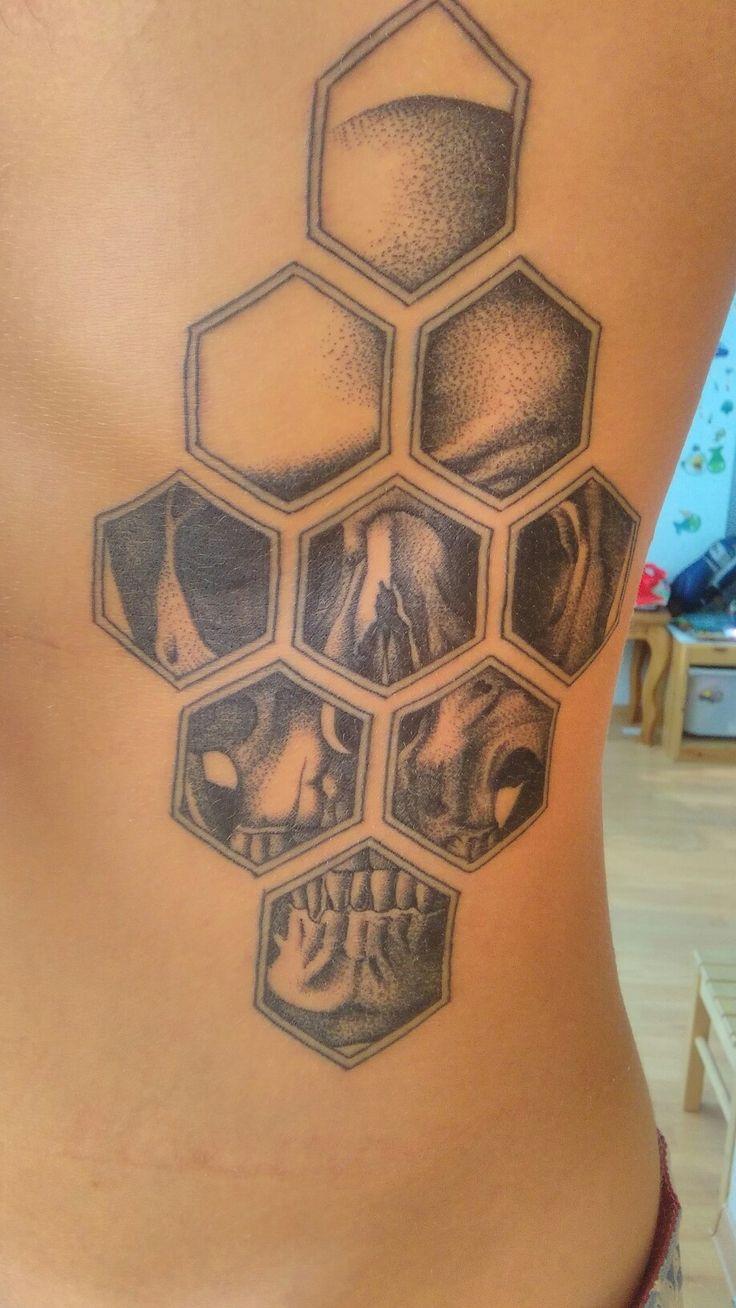 Первая татуировка!