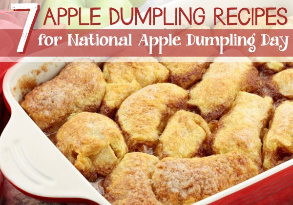 how to make gluten free apple dumplings